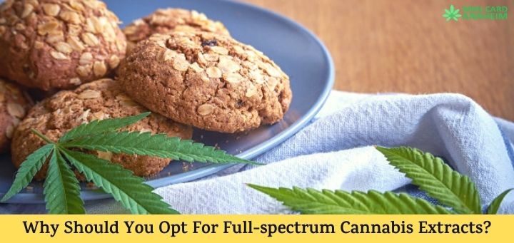 Gift Yourself a Taste of Good Health With Full-spectrum Cannabis Extract