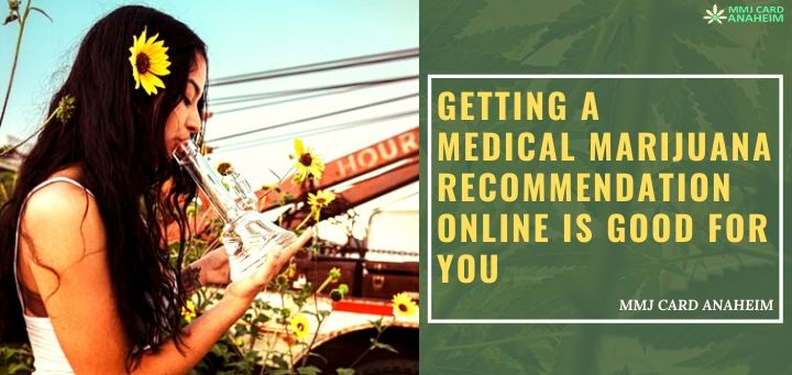medical marijuana recommendation online